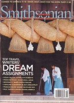 Smithonian 2009年9月号の表紙